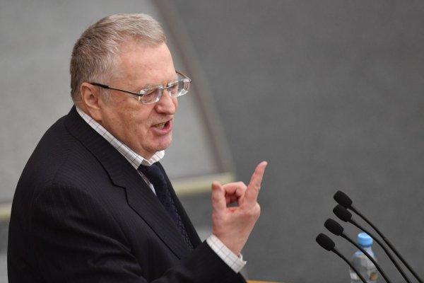 Жириновский предложил платить по 1000 рублей пенсии за каждый год работы
