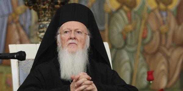 Патриарх Варфоломей отказался поддерживать раскол церкви на Украине