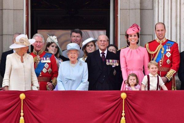 Королевская семья отказалась приезжать в Россию на матчи сборной Англии