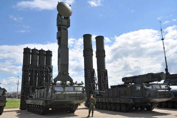 Специалистов из Китая восхитили российские комплексы С-500