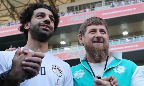 Руководство сборной Египта прокомментировало слухи об уходе Салаха из-за Рамзана Кадырова