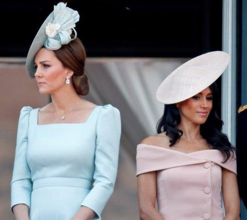 Кейт Миддлтон в ярости: Меган Маркл снова разозлила герцогиню