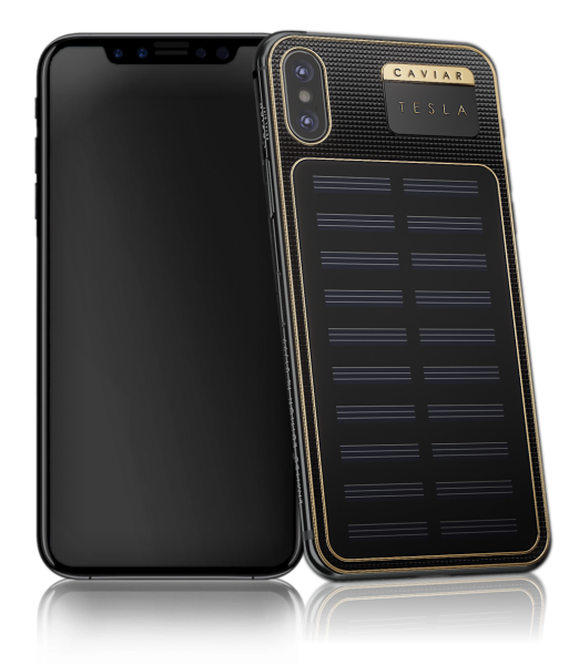 Caviar представил новый смартфон iPhone X Tesla
