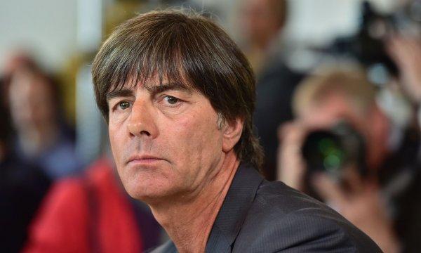 Главный тренер сборной Германии высказался о проигрыше команды