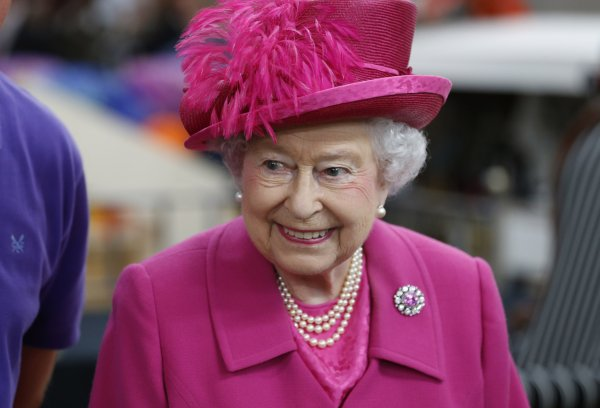 Стало известно имя правнучки королевы Елизаветы II