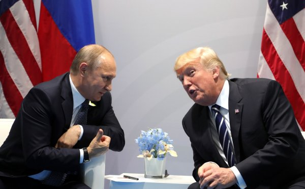 Лондон испуган предстоящими переговорами Путина и Трампа