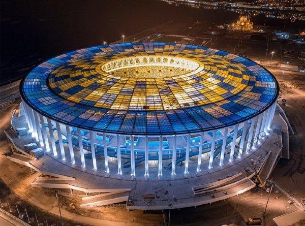 Нижний Новгород вошел в пятерку лучших городов-организаторов ЧМ-2018