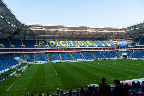 Ростовская область вошла в список наиболее спортивных регионов России