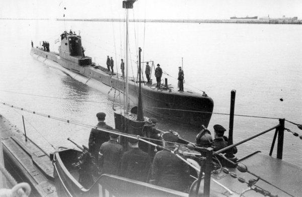 В Финском заливе тральщик нашел затонувшую в 1943 году подлодку