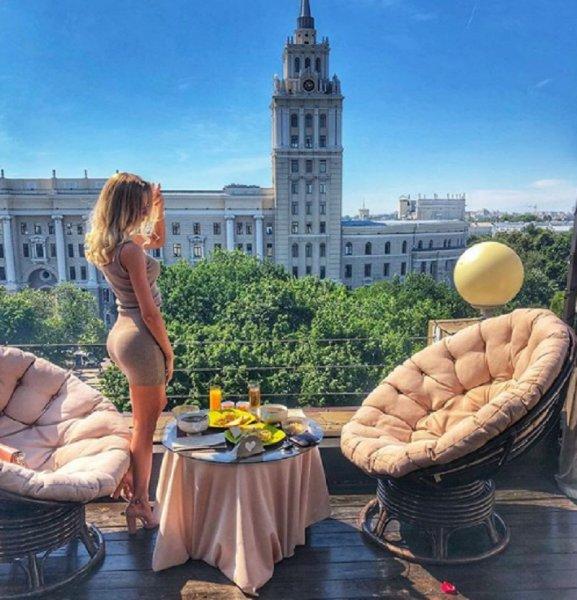 В Воронеже нашли идеальное место для свиданий