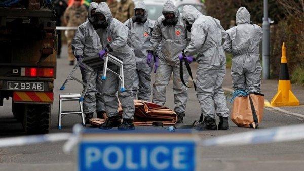 Старый знакомый: Новое отравление в британском городе Эймсбери также вызвано «Новичком»