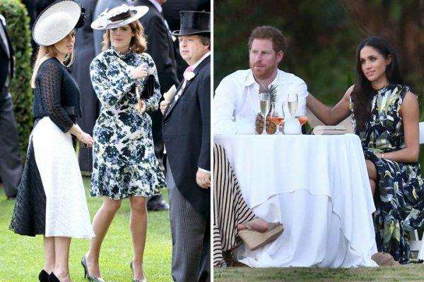 Позор в королевской семье: Двоюродных сестер Гарри и Уильяма поймали на «воровстве»