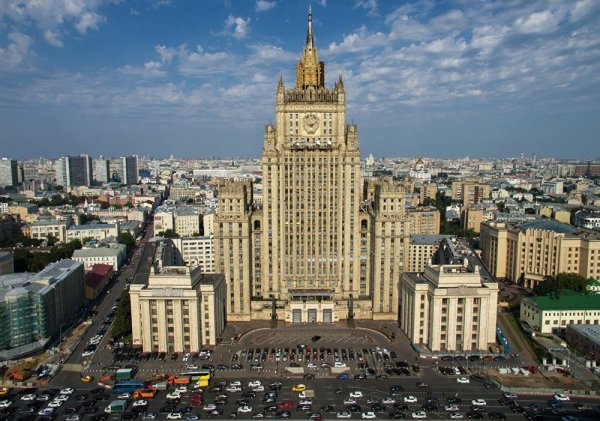 МИД России зеркально ответит на высылку дипломатов из Греции