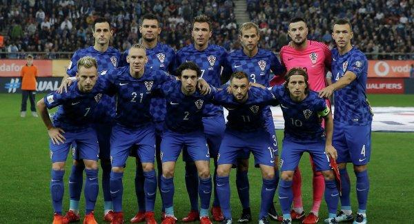 ФИФА может наказать сборную Хорватии из-за болельщиков-националистов