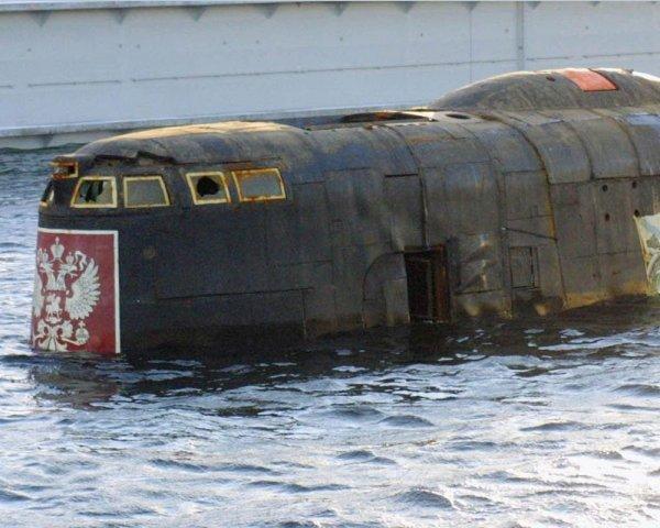 В Польше издеваются над трагедией затонувшей подлодки «Курск»