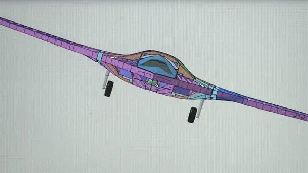 Рассекречен внешний вид главного европейского истребителя пятого поколения