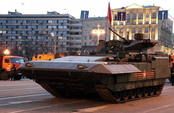 «Армату» сменит танк с новыми физическими принципами
