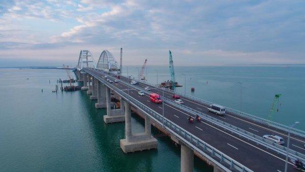 Эксперты подсчитали убытки Украины от Крымского моста