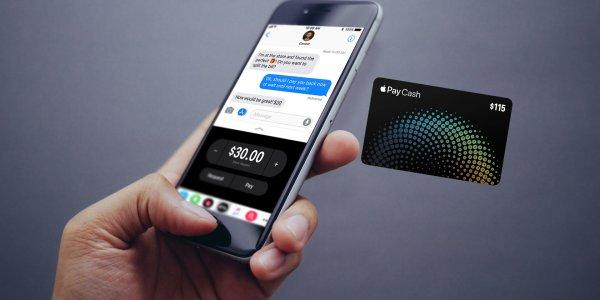 В Сети появился первый рекламный ролик Apple Pay Cash
