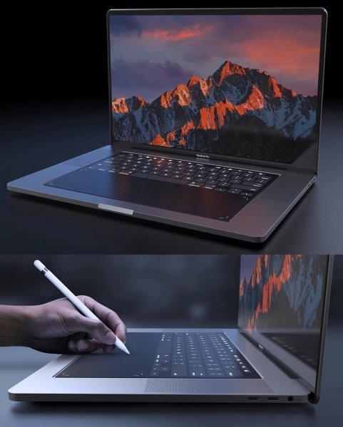 Защиту от пыли улучшили в клавиатуре MacBook Pro 2018