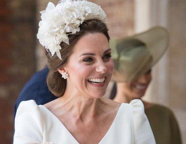 Кенсингтонский дворец раскрыл тайну потрясающего «подарка» Кейт Миддлтон