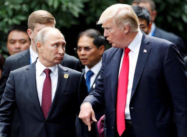 Трамп сообщил о повторной встрече с Путиным