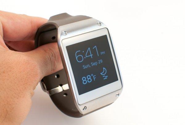 В августе пройдёт презентация Samsung Watch