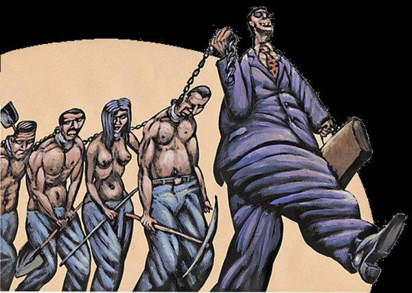 800 тысяч рабов обнаружили в России