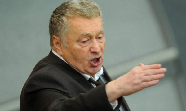 Жириновский предложить создать звание «Заслуженный чиновник РФ»