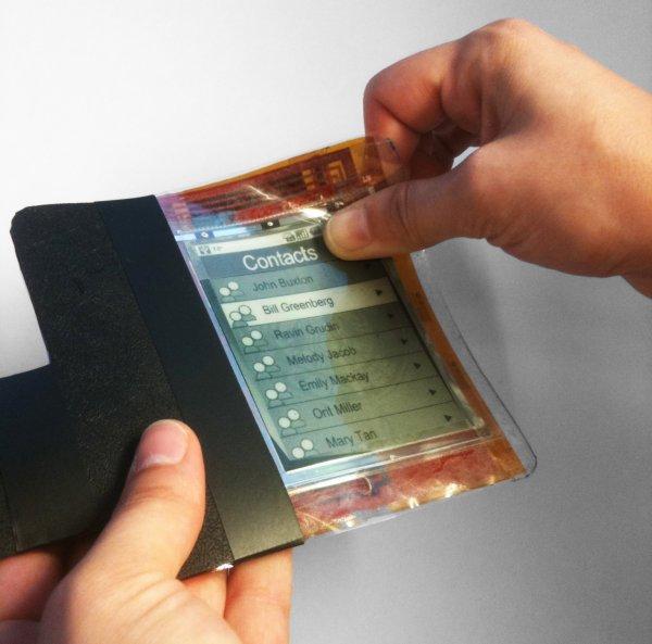Samsung получила сертификат на неуязвимый OLED-дисплей