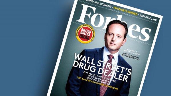 Из-за громкого скандала Forbes сменил и.о. главного редактора