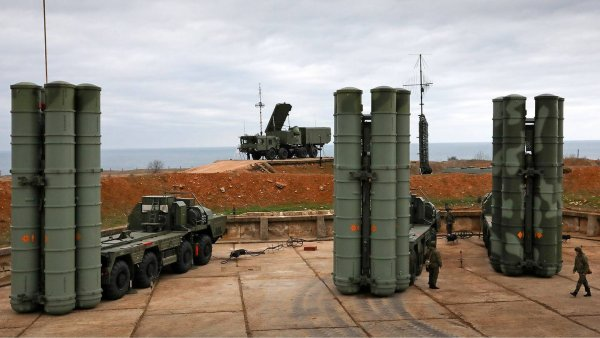 Китай проведет тестовые стрельбы из С-400 «Триумф» в конце июля