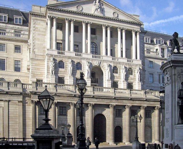 Банк Англии увеличил базовую ставку
