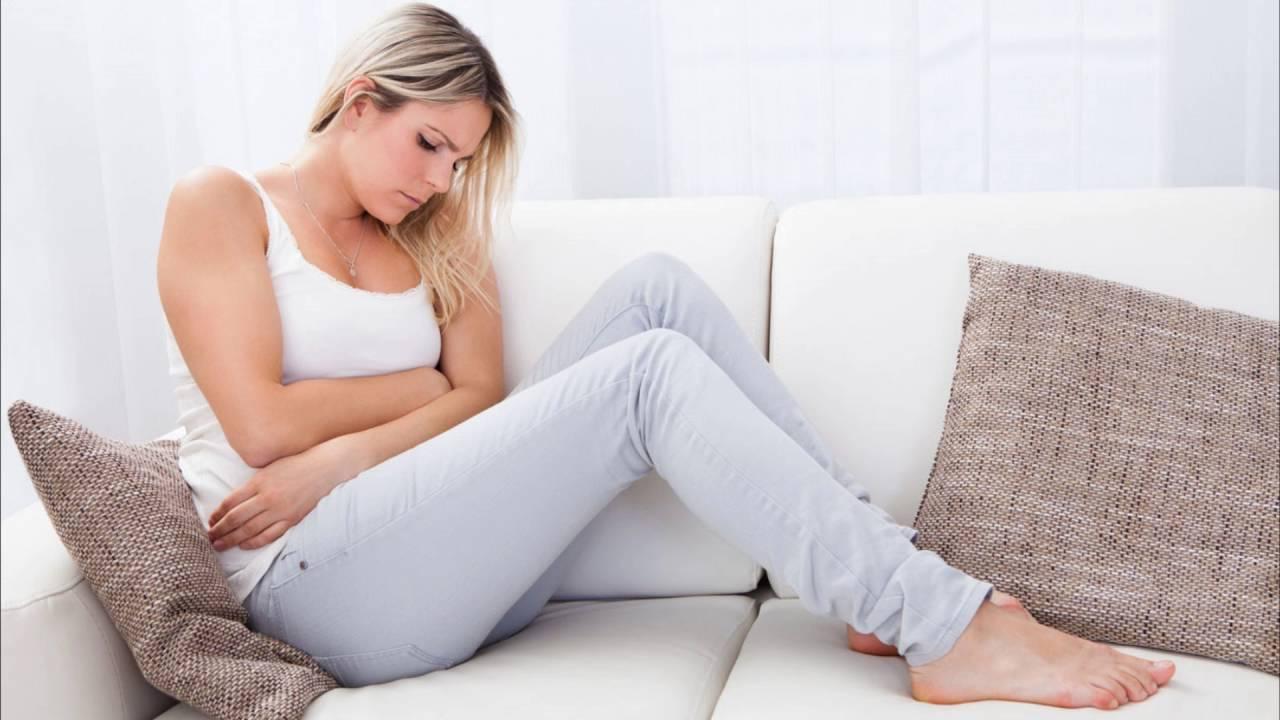Тёмные выделения во время менструации