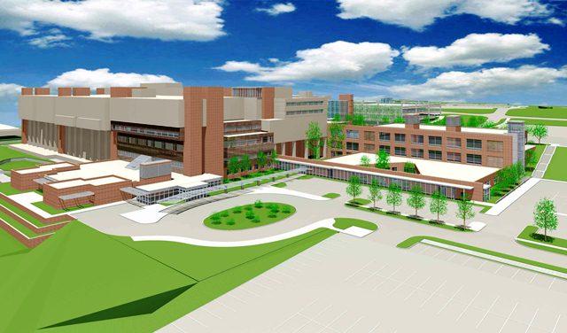 Профессиональное проектирование медицинских учреждений