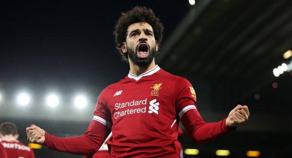 Джерард назвал Салаха лучшим игроком мира