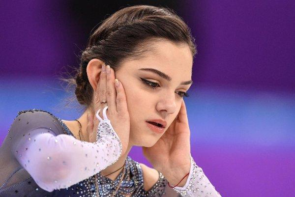 Падение на турнире Autumn Classic стоило Евгении Медведевой победы