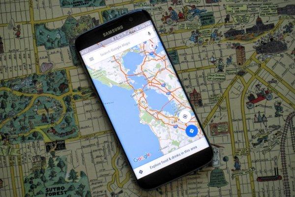 Google Maps начал отслеживать перемещение общественного транспорта