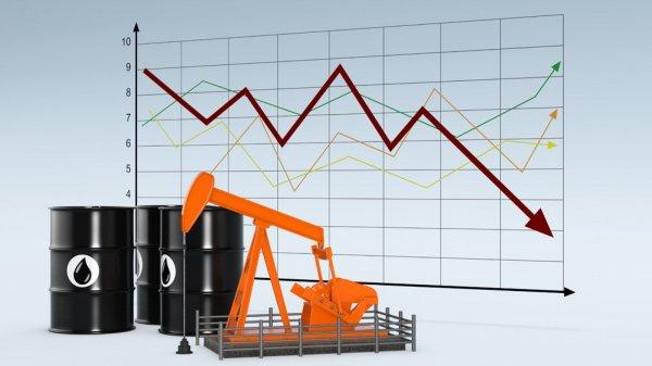 Из-за сокращения запасов нефти в США, рухнули мировые цены на нефть