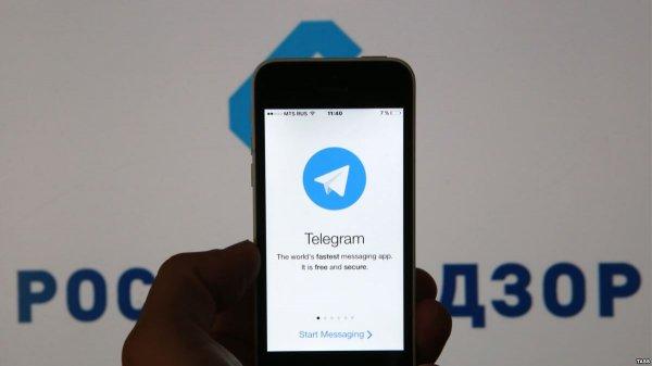 Роскомнадзор внес  Telegram в реестр запрещенных сайтов