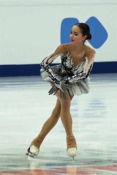 Загитова объявила, что очередной рекорд для нее ничего не значит