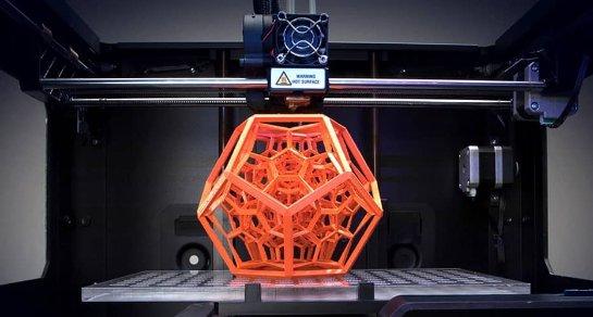 Профессиональные 3D-принтеры – популярное оборудование объемной печати