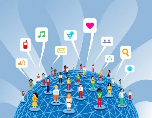Новая социальная сеть для поиска друзей и общения по интересам
