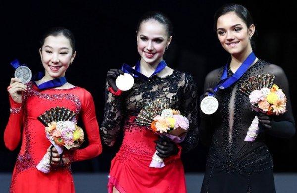 Посягнула на золото Загитовой?: забыв про Россию, Тутберидзе помогла получить Казахстану серебро
