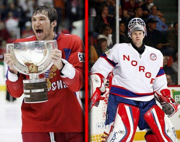Россияне откроют чемпионат разгромом норвежцев? «Золотому» составу российской хоккейной сборной прогнозируют победу