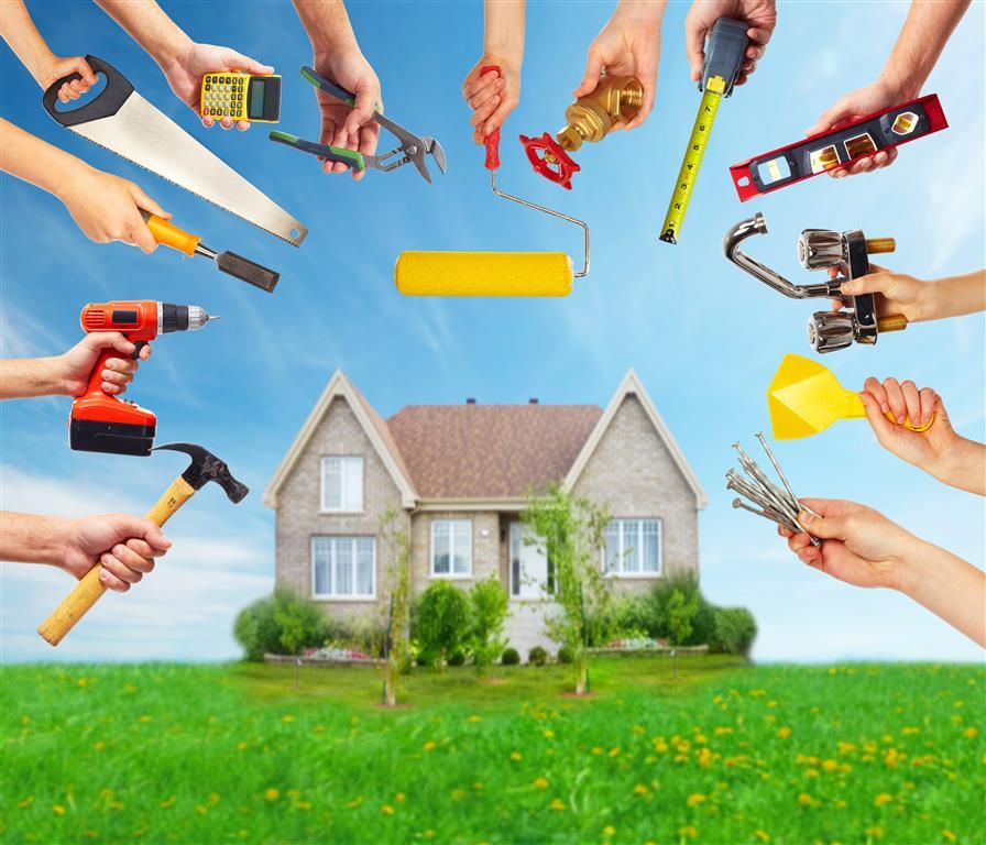Работы разной сложности от ремонтно-строительной компании Stroy House: stroyhouse.od.ua