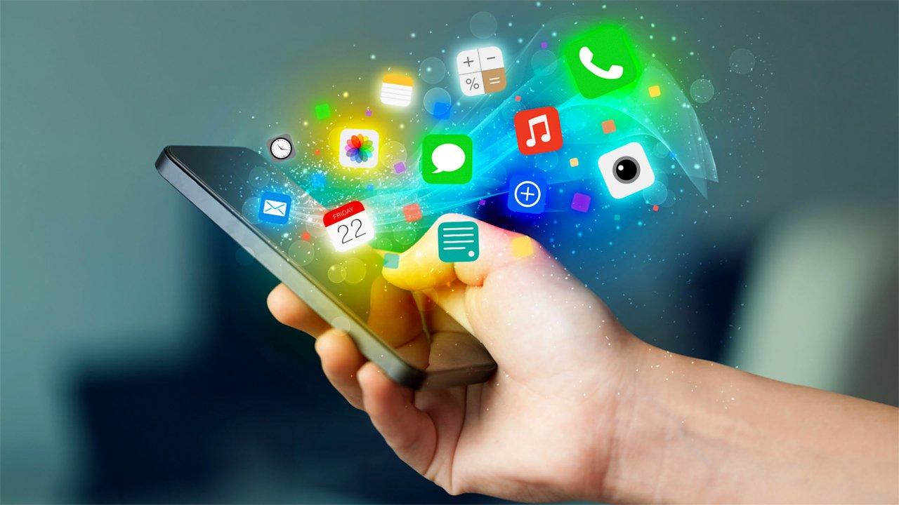Мобильные приложения для обмена сообщениями