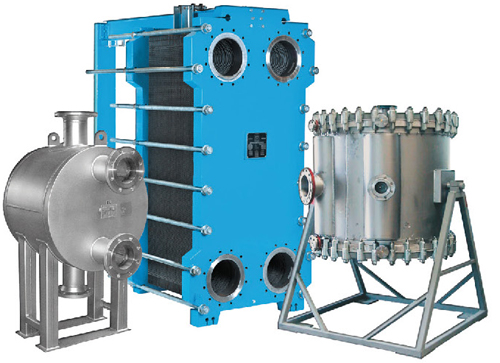 Каталог отечественного теплообменного оборудования для объектов разного назначения