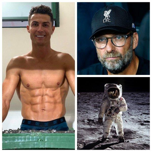 Клопп покажет трусы Роналду, чтобы «Ливерпуль» успешно «высадился на Луну»