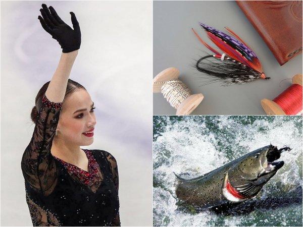 На Загитову клюет! Рыбалка на «чемпионку» обойдется более чем в 15 тысяч рублей